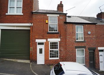 Thumbnail 2 bed terraced house for sale in Olivet Road, Woodseats, Sheffield