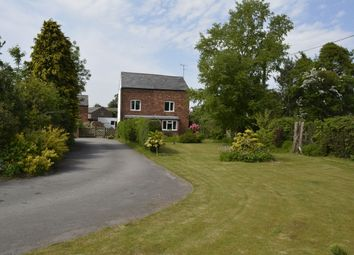 4 bed detached house for sale in Manley Road, Alvanley, Frodsham WA6