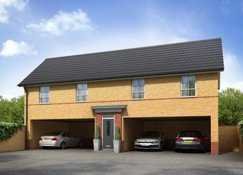 "Thumbnail 2 bed flat for sale in ""Drayton"" at Coulson Street, Spennymoor"