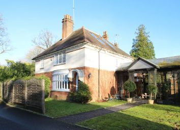 Thumbnail 4 bed detached house to rent in Elmbridge Road, Cranleigh