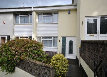 Thumbnail 2 bed terraced house to rent in Fort Mead Close, Barnstaple, Devon