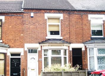 Thumbnail 2 bedroom terraced house for sale in Milligan Road, Aylestone, Leicester.