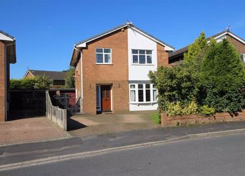Thumbnail 4 bed detached house for sale in Gleneagles Drive, Penwortham, Preston