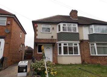 Thumbnail 3 bed semi-detached house to rent in Coventry Road, Sheldon, Birmingham