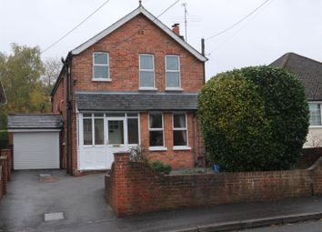 Thumbnail 4 bed detached house for sale in Marrowbrook Lane, Farnborough
