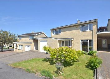 Thumbnail 4 bedroom detached house for sale in Castle Gardens, Bath, Somerset