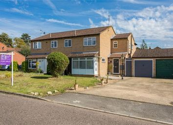 Thumbnail 1 bed semi-detached house for sale in Rixon Close, George Green, Buckinghamshire