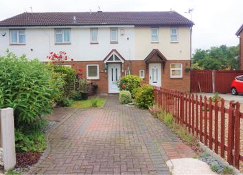 Thumbnail 2 bed terraced house for sale in Rainbow Drive, Liverpool