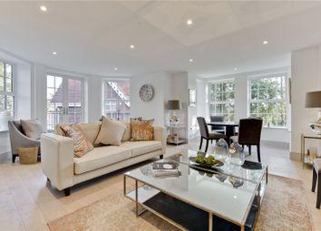 Thumbnail 3 bed flat for sale in Highbanks, Ridgewood, Weybridge, Surrey