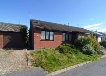 Thumbnail 1 bed semi-detached bungalow for sale in Warren Close, Markfield