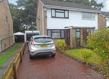 Thumbnail 2 bed semi-detached house for sale in Halton Road, Great Sutton, Ellesmere Port, Cheshire