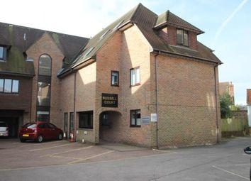 Thumbnail 1 bed flat for sale in Russell Court, Midhurst, West Sussex
