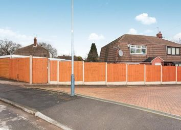 Thumbnail 3 bed semi-detached house for sale in Old Winnings Road, Keresley, Coventry, West Midlands