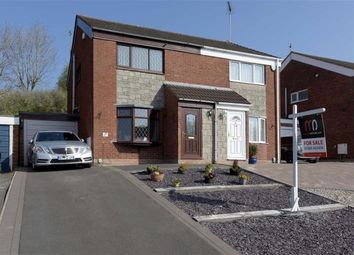 Thumbnail 3 bed semi-detached house for sale in Hern Road, Brierley Hill