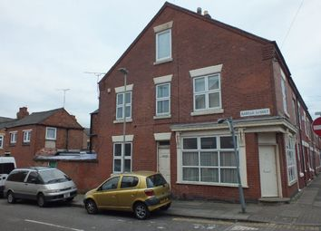 Thumbnail 3 bed terraced house to rent in Barker Street, Off Mornington Street, Leicester