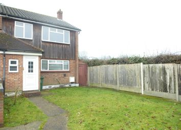 Thumbnail 3 bed semi-detached house for sale in Briar Close, Billericay