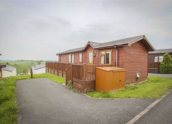 Thumbnail 2 bed mobile/park home for sale in Burnley Road, Gisburn, Lancashire