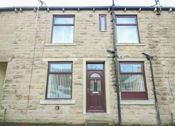 Thumbnail 2 bed terraced house to rent in Newchurch Road, Stacksteads, Bacup