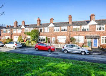 Thumbnail 2 bed terraced house for sale in Bemrose Avenue, Broadheath, Altrincham