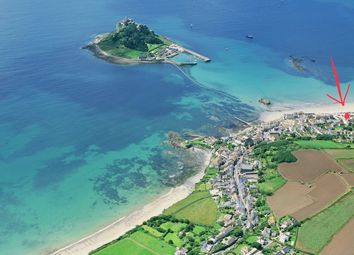 Thumbnail 2 bedroom flat to rent in The Gew, Marazion