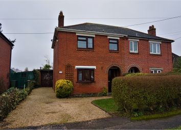 Thumbnail 2 bed semi-detached house for sale in Victena Road, Eastleigh