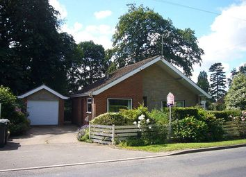 Thumbnail 2 bed detached bungalow for sale in Alford Road, Bilsby, Alford, Lincolnshire