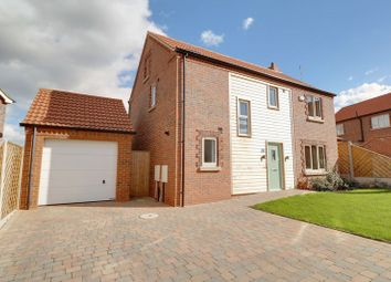 Thumbnail 3 bed detached house for sale in Bayleaf Lane, Barton-Upon-Humber
