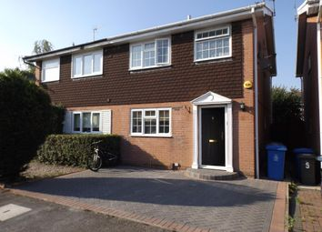 Thumbnail 3 bed semi-detached house to rent in Wheatfield Close, Maidenhead
