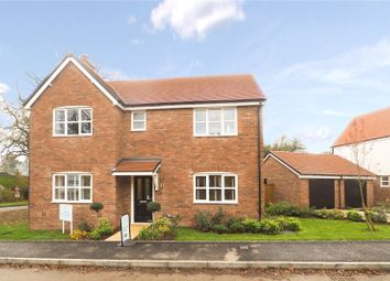 Thumbnail 4 bed detached house for sale in Birch Meadow, Barkway, Hertfordshire