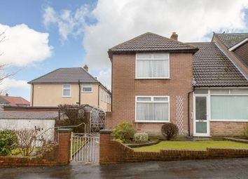 Thumbnail 3 bed semi-detached house for sale in Thirlmere Avenue, Upholland, Skelmersdale