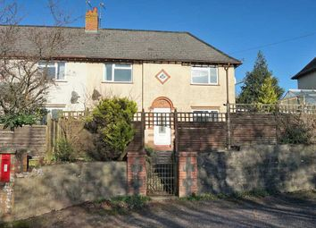 Thumbnail 3 bed semi-detached house for sale in Station Road, Burlescombe