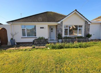 Thumbnail 3 bed bungalow for sale in Blue Waters Drive, Broadsands, Paignton.