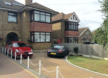 Thumbnail 5 bed semi-detached house for sale in Minster Road, Minster On Sea, Sheerness