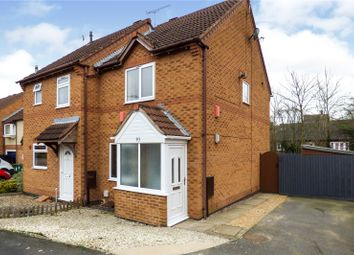 Thumbnail 2 bed semi-detached house to rent in Scalborough Close, Countesthorpe, Leicestershire