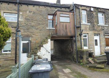 Thumbnail 1 bed terraced house for sale in Leymoor Road, Longwood, Huddersfield
