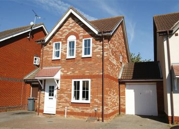 Thumbnail 3 bed detached house for sale in Wilding Drive, Kesgrave, Ipswich