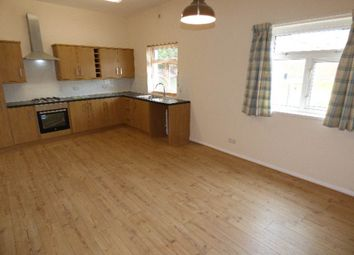 Thumbnail 2 bed flat to rent in Market Street, Swadlincote, Derbyshire