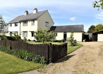 Thumbnail 3 bed semi-detached house for sale in Millgate, Whaplode, Spalding