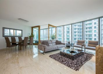 The Tower, One St George Wharf, Nine Elms SW8. 2 bed flat