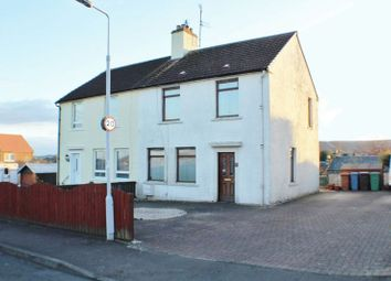 Thumbnail 3 bed semi-detached house for sale in Lochiebank Crescent, Auchtermuchty, Cupar