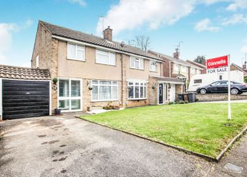 Thumbnail 3 bedroom semi-detached house for sale in Butely Road, Luton