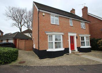 Thumbnail 4 bed detached house for sale in Royal Oak Chase, Laindon, Basildon