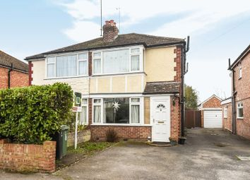 Thumbnail 3 bed semi-detached house for sale in Norreys Road, Didcot