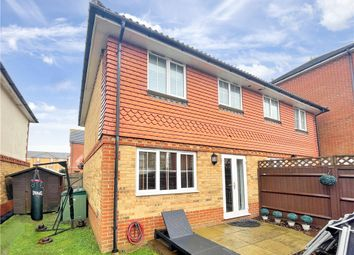 Thumbnail 2 bed semi-detached house for sale in Golden Gate Way, Eastbourne
