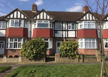 Thumbnail 3 bed terraced house to rent in Kingshill Avenue, Worcester Park