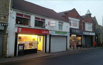 Thumbnail Commercial property for sale in 12-14 High Street, Hoyland, Barnsley