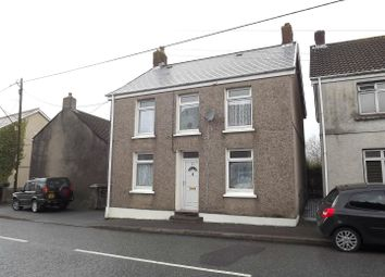 Thumbnail 3 bedroom detached house for sale in Betws Road, Betws, Ammanford