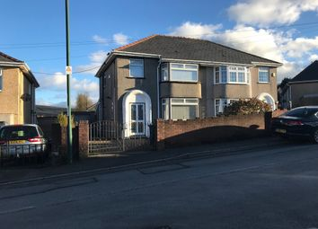 Thumbnail 3 bed semi-detached house for sale in 83, Tredegar Road, Ebbw Vale, Blaenau Gwent