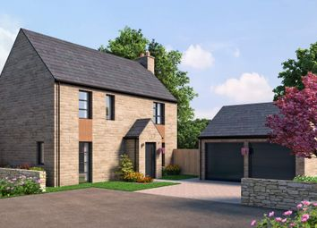 Thumbnail 4 bed detached house for sale in Bridgehouse Lane, West Yorkshire