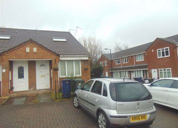 Thumbnail 1 bed semi-detached bungalow to rent in Ordley Close, Newcastle Upon Tyne